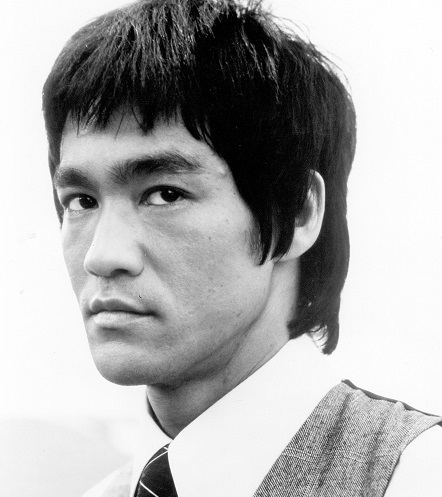 Head Picture Of Bruce Lee