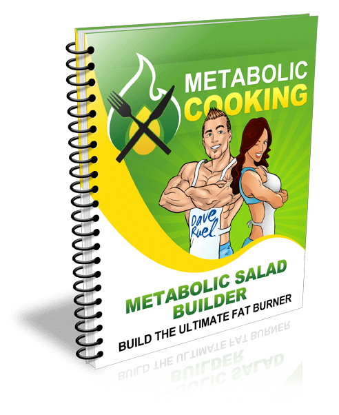 Metabolic Cooking Salad Builder Tutorial
