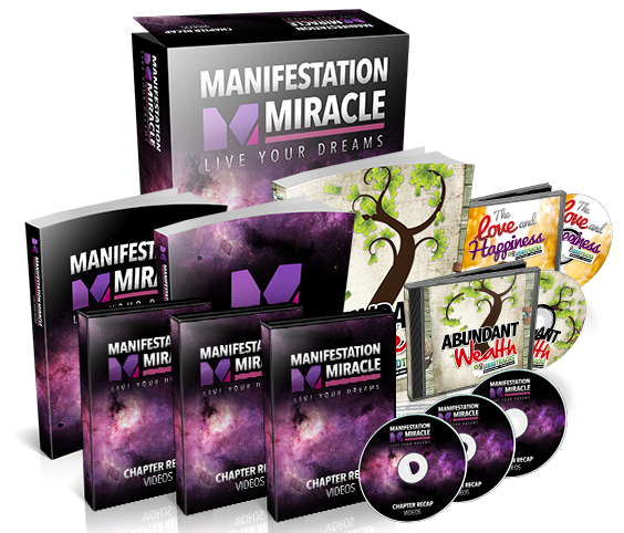 Manifestation Miracle Complete Package and Bonuses