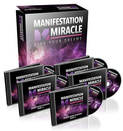 Manifestation Miracle audio set