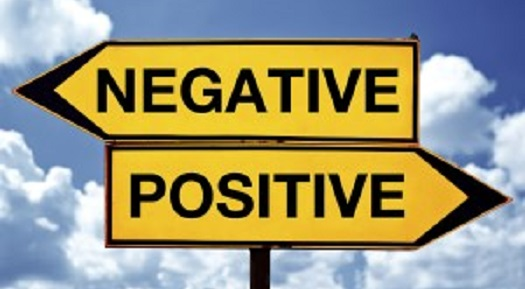 manifest Positive and Negative directional post