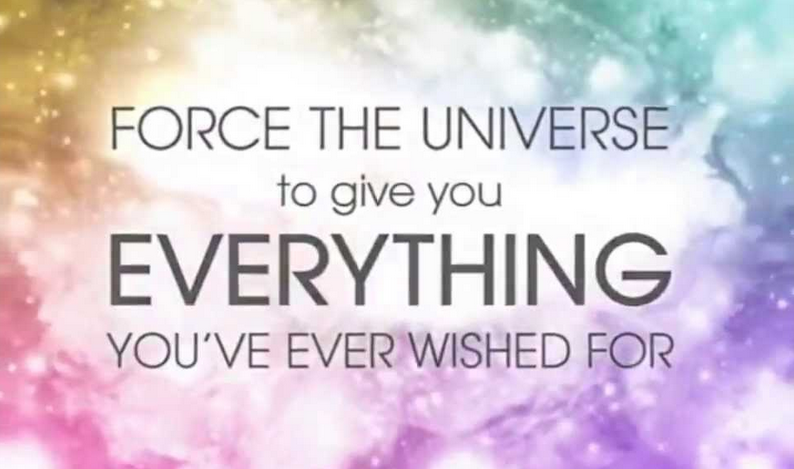 Force the Universe Image