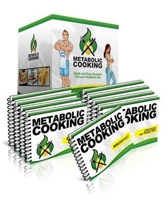 Metabolic Cook book complete package
