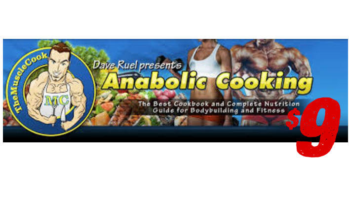 The Anabolic Cooking Cookbook Review