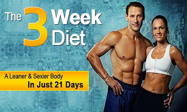 What Is The 3 Week Diet System?
