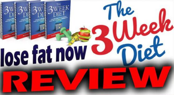 Buy The 3 Week Diet System - Here is Our Review!