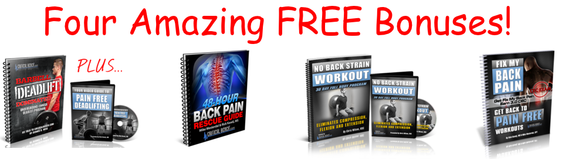 Fix My Back Pain Frre Bonus Images