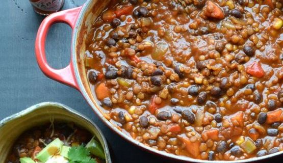Muscle Cooks Chili Bowl