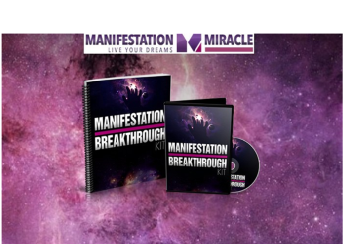 Receive Your Manifestation Miracle FREE Download Today!