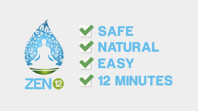 Zen 12 Safe and Natural Check List