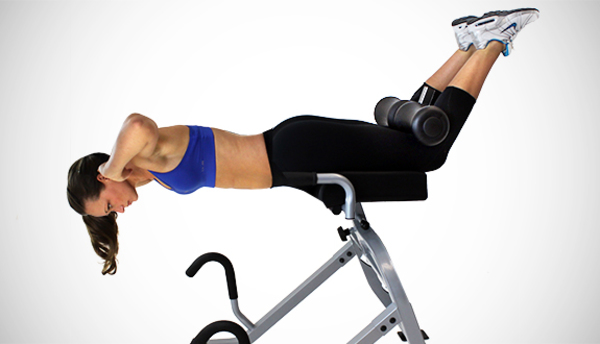 Teeter Dex II Extension Workout