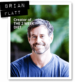 Brian Flatt The  2 Week Diet