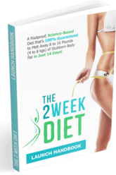 The 2 Week Diet Product Box