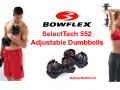 Bowflex SelectTech 552 Adjustable Dumbbell Set
