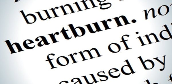 Heartburn Word Image From A Dictionary