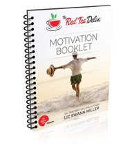 Red Tea Detox Motivation Book