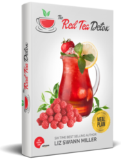 Red Tea Detox Product Box