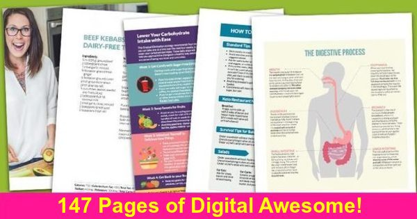 The Keto Beginnings 147 Pages Of Digital Awesome