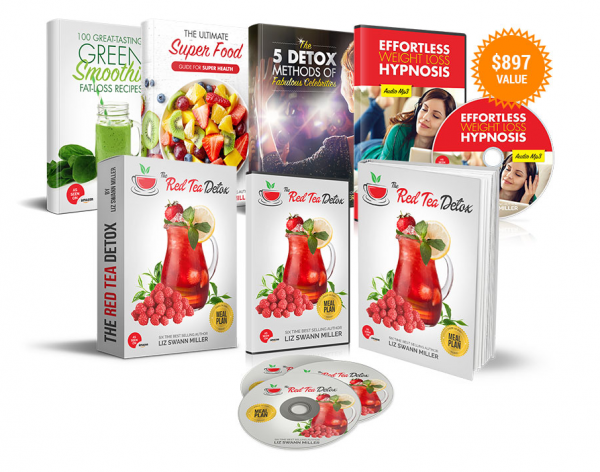 Red Tea Detox Complete Package