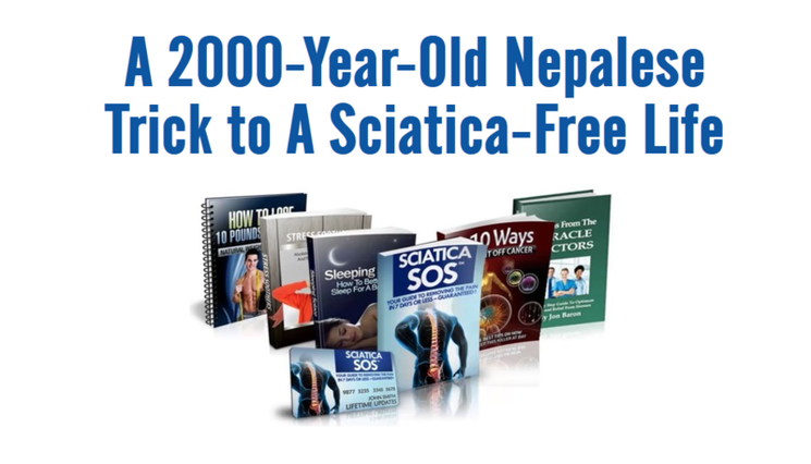 Sciatica SOS Download Get Your FREE PDF Today