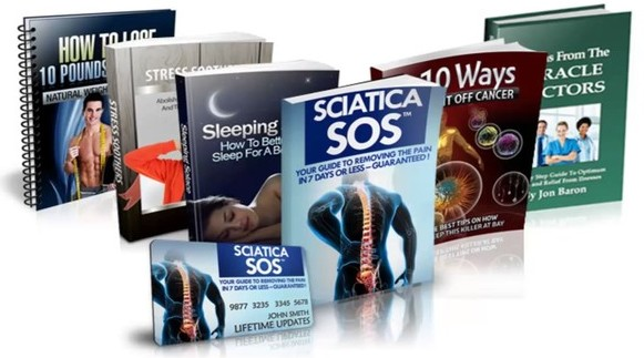 Sciatica SOS Program With Free Bonuses