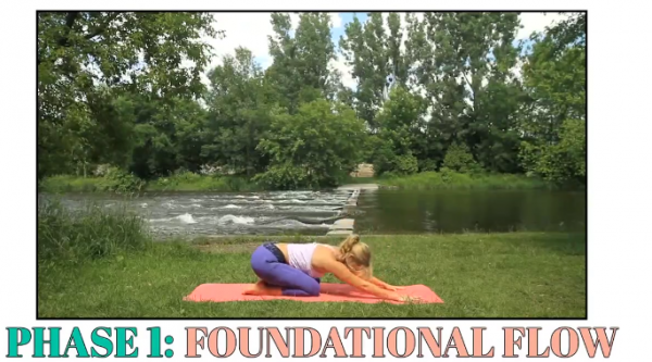 Yoga Burn Phase 1 Foundation Flow