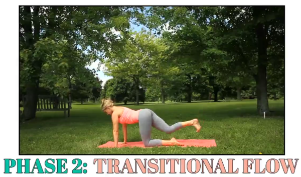 Yoga Burn Phase 2 Transitional Flow