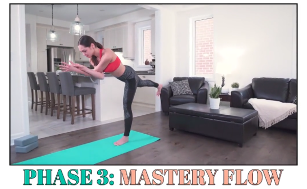 Yoga Burn Phase 3 Mastery Flow