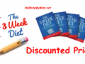 3 Week Diet Discount - Available Now For Only $27!