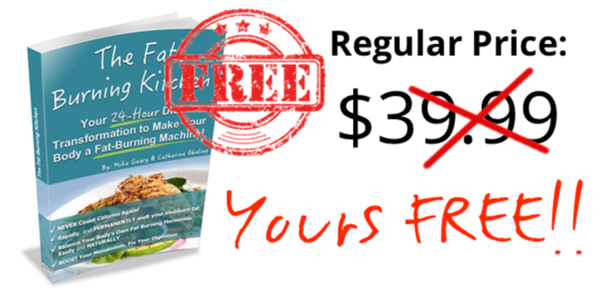 Fat Burning Kitchen Free Book Offer