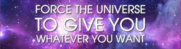 Manifestation Miracle Force The Universe