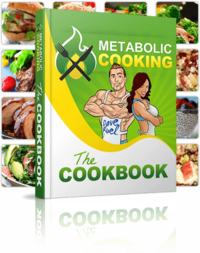 Metabolic Cooking Cookbook Image