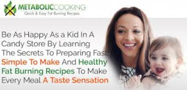 Metabolic Cooking Kid In A Candy Store