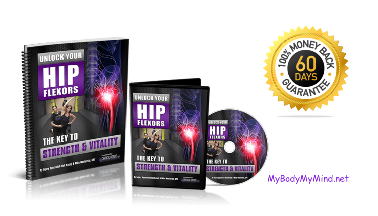 Unlock Your Hip Flexors PDF - Download It Today Only $10