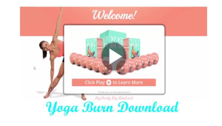 Yoga Burn Download - Her Yoga Secrets Revealed! (2018)