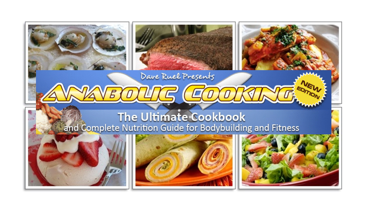 Anabolic Cooking PDF Download - (Now Only $9!)