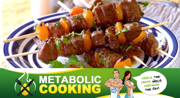 Metabolic Cooking Book - Quick & Easy Fat Scorching Meals (250)