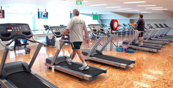 Running and Cardio Options