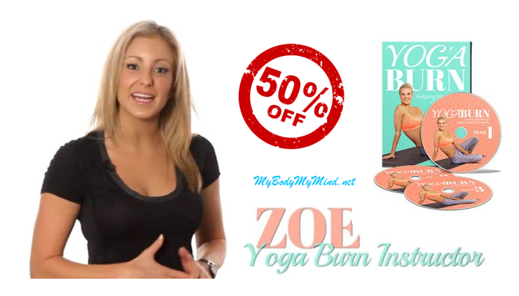 Yoga Burn Discount
